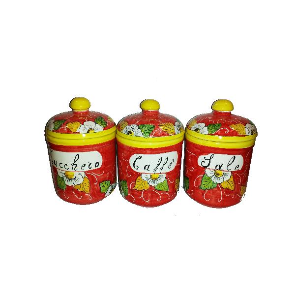 Barattoli - Ceramiche Vietri