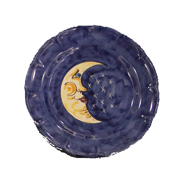 Piatto luna